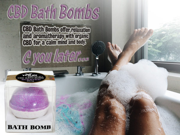 CBD bath bomb lifestyle lrz - Just drop our CBD bath bombs into your hot bath tub and watch the show. Then ease back and relax. Our CBD Bath Bombs offer relaxation and aromatherapy with organic CBD for a calm mind and body. 35mg of CBD in every bath bomb.