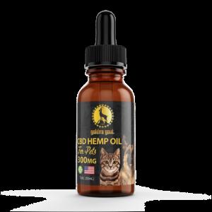 CBD Hemp Oil for Pets - 1oz
