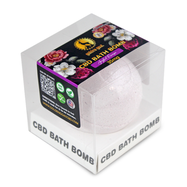 CBD Bath Bomb - Joyful Escape