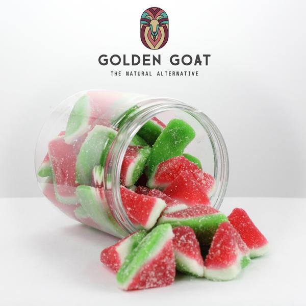 CBD Watermelon - Open Jar