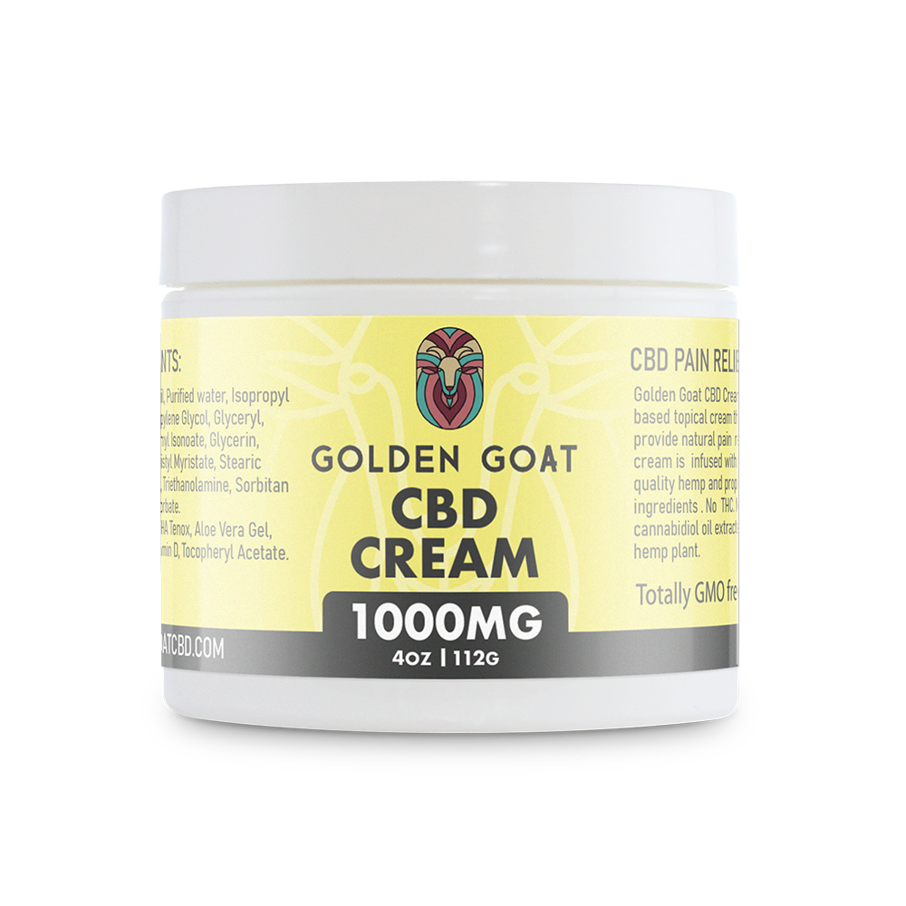 CBD Pain Cream - 1000mg