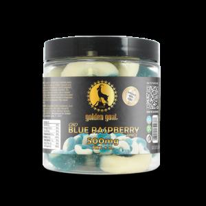 CBD Blue Raspberry Rings - 500mg