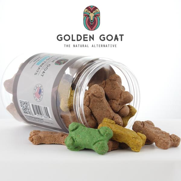 CBD Pet Treats - 200mg - Biscuits - Label