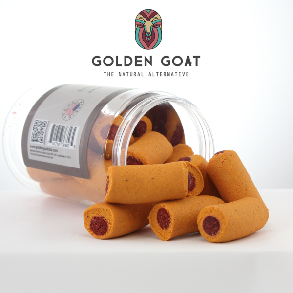 CBD Pet Treats - 200mg - Cheese Wraps - Label