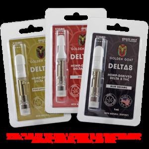 Delta-8 Vape Cartridges - 920mg