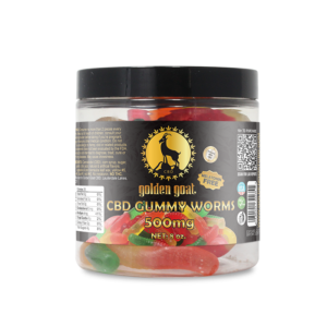 CBD Gummies - 500mg - Fruit Worms