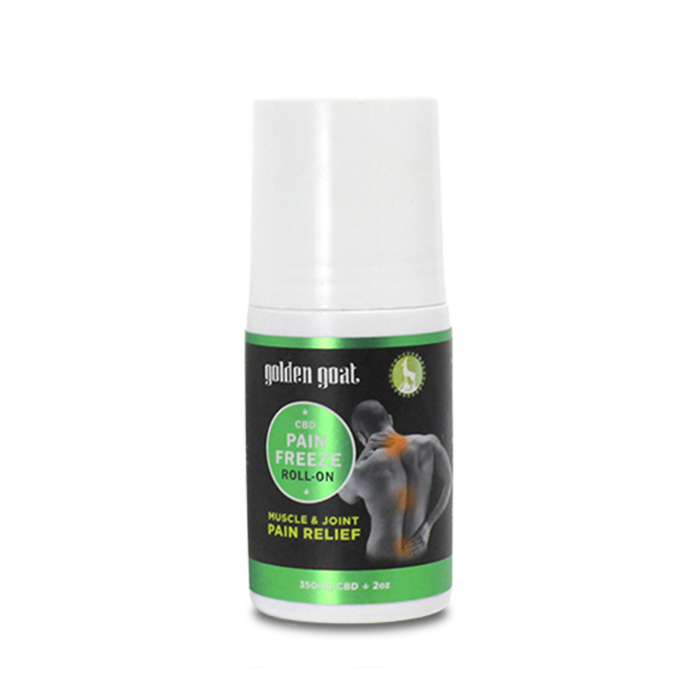 CBD Coll Relief Roll-on - 2oz