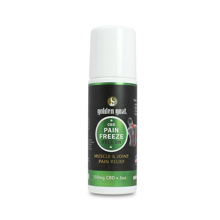 CBD Cool Relief Roll-on - 3oz