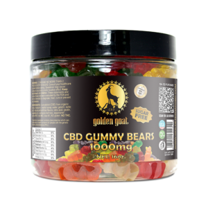 CBD Sugar Free Gummy Bears - 1000mg