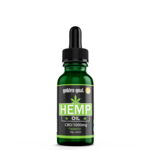 CBD Hemp Oil - 1000mg - 30mL - Peppermint
