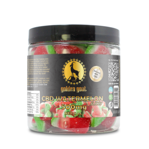 CBD Gummies - 500mg - Watermelon Slices