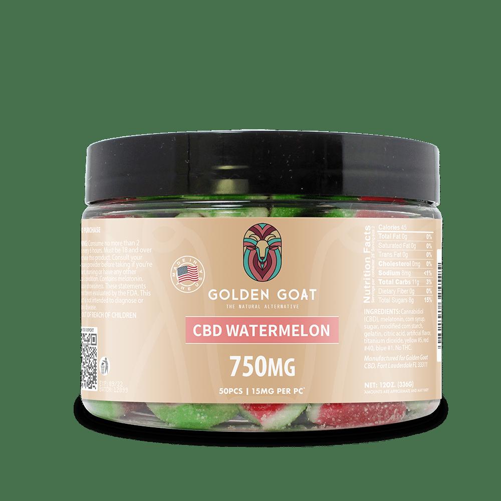 CBD Watermelon - 750mg