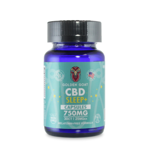 CBD+Sleep - Melatonin-Free Formula