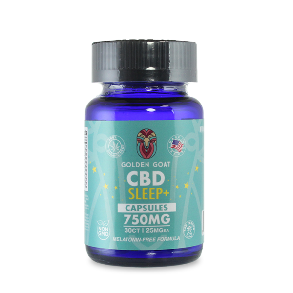 CBD+Sleep - Melatonin-Free Formula