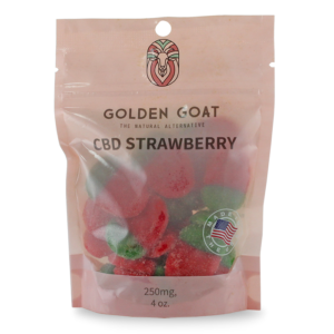 CBD Strawberrys - Bag - 4oz.