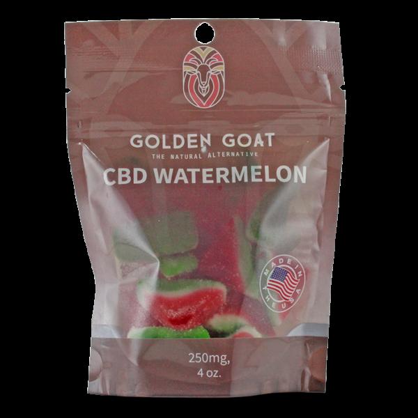 CBD Watermelon Slices - Bag - 4oz.