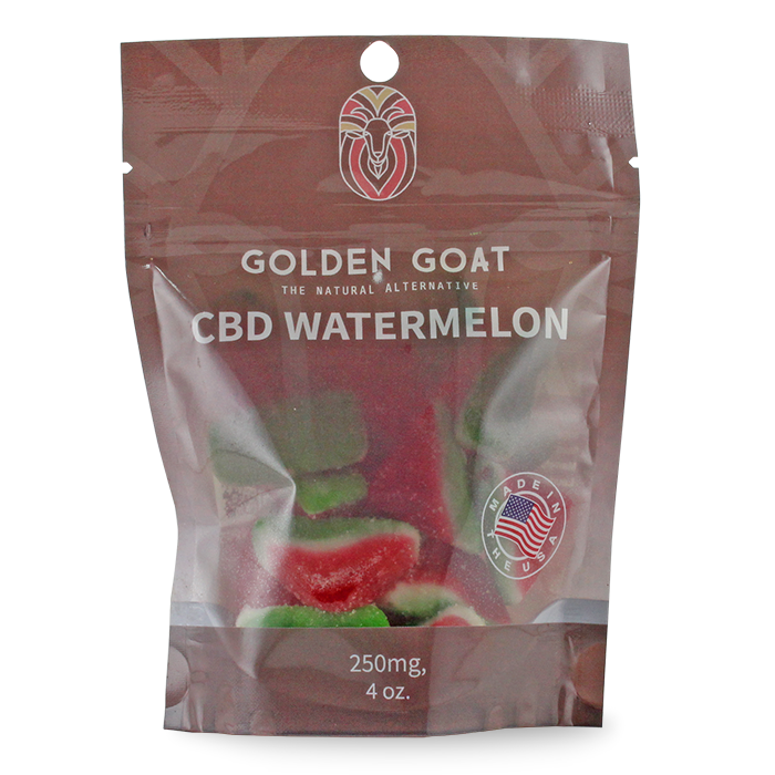 CBD Watermelon Slices - Bag - 4oz.