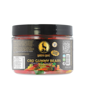 CBD Gummies - 750mg - Sugar Free Gummy Bears