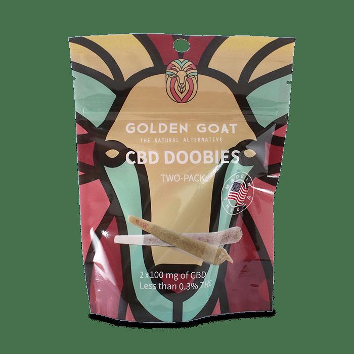 CBD Doobie - Two Pack - 200mg