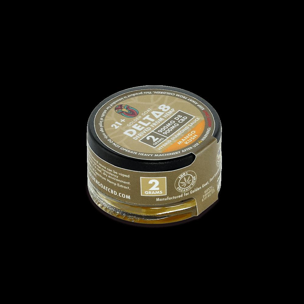 Delta 8 Diamond Sauce, 1800mg