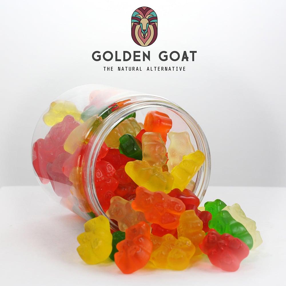 Limited Edition Broad Spectrum CBD Gummy Bears - 300mg