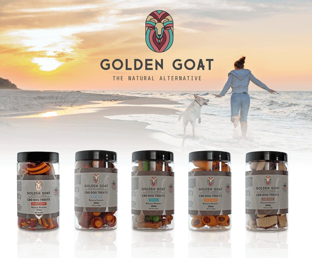 Golden Goat Pet Treats